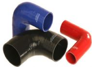 90 Degree Silicone Elbow - 6mm to 102mm ID